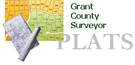 Grant County plats and partitions